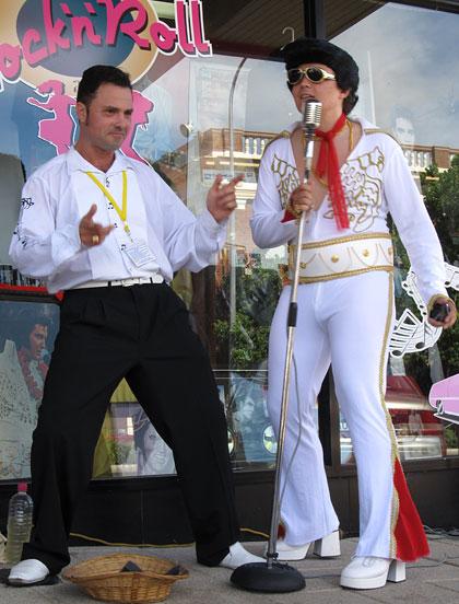 2011 Elvis Festival, Parkes NSW