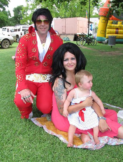 Elvis Festival Parkes NSW 2011
